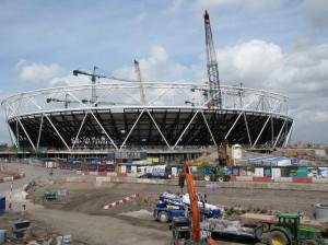 80,000 seat Olympic Stadium
