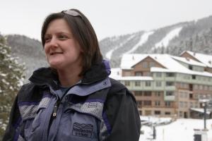 Ashley Sifers, NSCD Volunteer Co-Ordinator